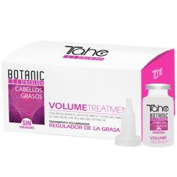 Tahe Volume Treatment cute e capelli grassi 5x10 ml.