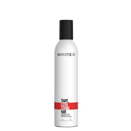 Selective Shape Hair Mousse EXTRA STRONG 400 ml.