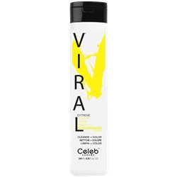 Celeb Luxury Viral Colorwash Extreme Yellow 244 ml
