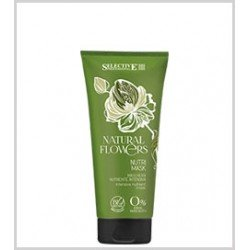 Selective Natural Flowers Nutri Mask 200 ml.